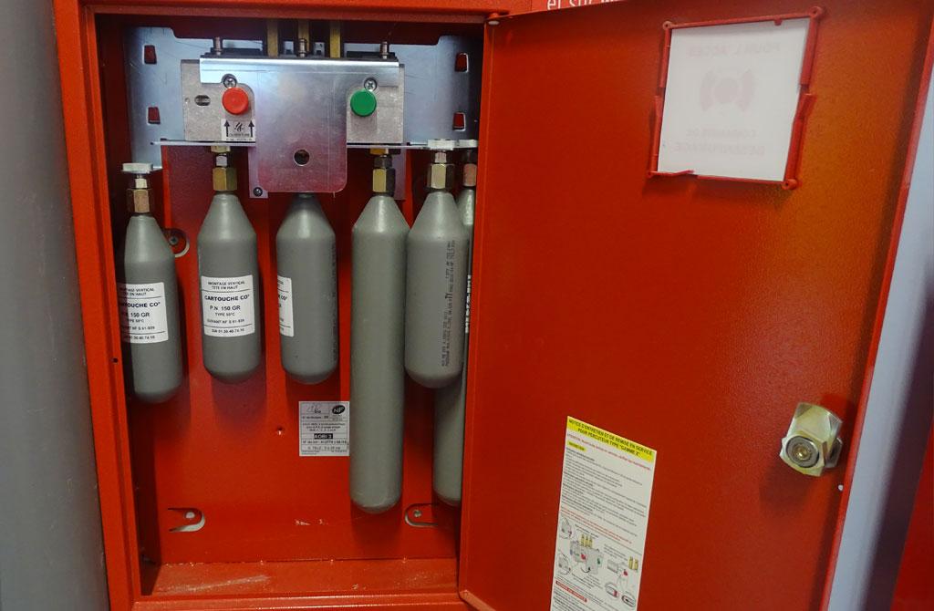 controle boitier desenfumage - Norméo, spécialiste de la sécurité incendie