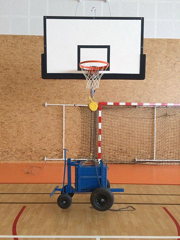 controle equipement sportif - Contrôle d'aires de jeux et équipements sportifs