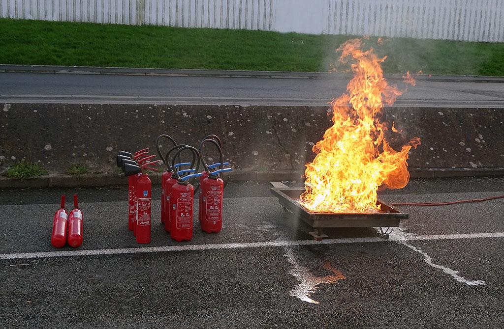 formation extincteur 44 - Formation sécurité incendie