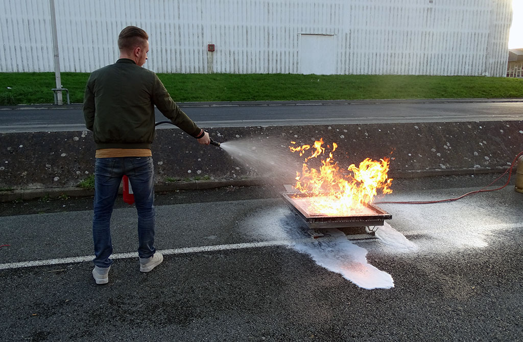 formation securite incendie 35 - Formation sécurité incendie
