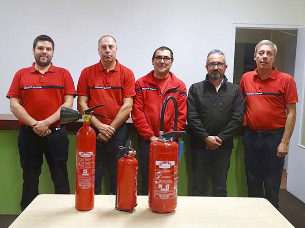 Location et maintenance de matériels incendie 44