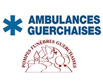Logo des ambulances Guerchaises