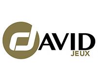 Logo de David Jeux