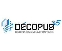 Logo de Décopub