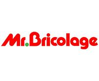Logo de Mr.Bricolage